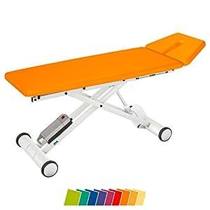 HWK Therapieliege Solid Massageliege Massagebank Akku 2-tlg, 80 cm