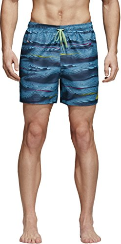 buy online 79291 8b460 Adidas Parley Short Length Costume da Bagno da Uomo, Uomo, DJ2134, Legend  Ink
