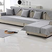 dw hx american style baumwolle und leinen sofa handtuch sofa abdeckungen fur ledersofa couch protector