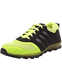 Foot N Style Men's Black And Red Running Shoes