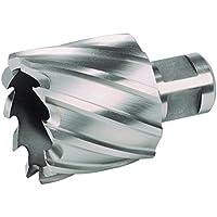 Ruko 108260 - Broca hueca HSS, vástago Weldon, profundidad 30 mm (60 mm)