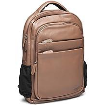 Packenger Kjaran Rucksack Sportsbag Unisex aus feinem Nappaleder in verschiedenen Farben