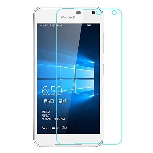 HYDGHM 5 stücke für Nokia Lumia 650 gehärtetes Glas Bildschirmschutzfolie 9 h 0,26mm 2.5d Sicherheit schutzfolie auf lumia650 dual SIM