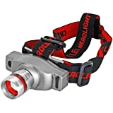 Prosmart - 3W High-power Rechargeable Telescopic Dimming Headlight For Camping & Hiking