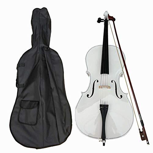 Cellophanschiene, hohe Qualität, für Anfänger zum Üben, Weiß 1/2 -