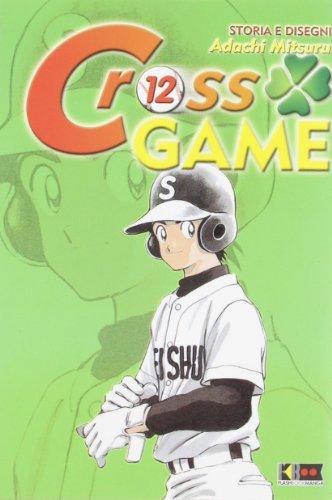 Cross game: 12 por Mitsuru Adachi
