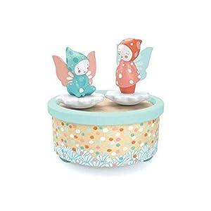 Djeco Caja de música Fairy Melody (DJ06061), Multicolor (1)