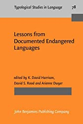 Lessons from Documented Endangered Languages (Typological Studies in Language)