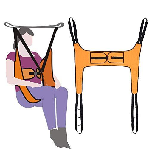 41ZwvCmNXFL - JM-D Levantar Equipo Paciente para Caminar Honda Transferir Honda Cómoda del Cinturón De Medicina De Transferencia para Bed Posicionamiento De Cargas, para Ancianos