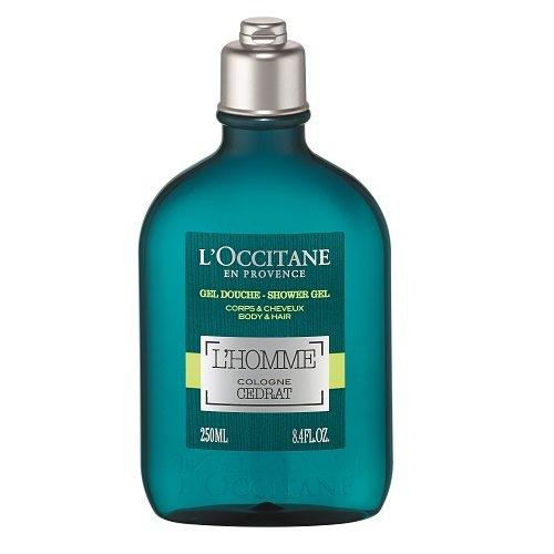 L'Occitane - Gel de Ducha Cuerpo & Cabello L'Homme Cologne Cédrat - 250 ml