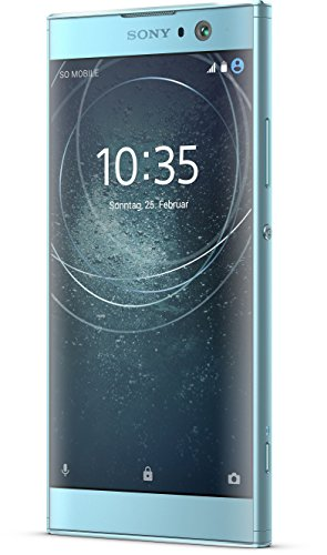 Sony Xperia XA2 Smartphone (13,2 cm (5,2 Zoll) Full HD Display, 32 GB Speicher, 3 GB RAM, Android 8.0) Blau - Deutsche Version
