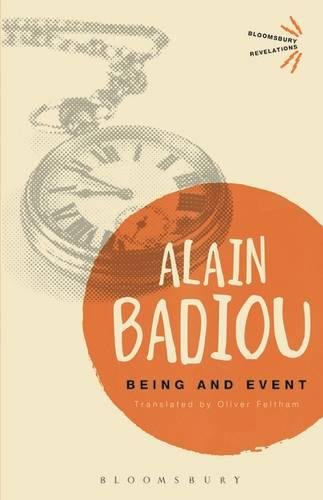 Being and Event (Bloomsbury Revelations)