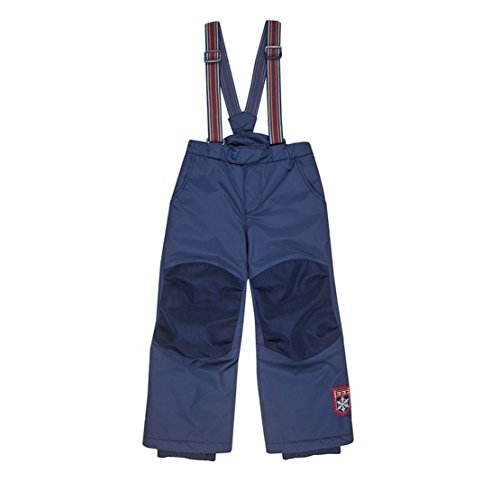 Finkid Romppa Plus navy Kinder Ski & Outdoor Winterhose