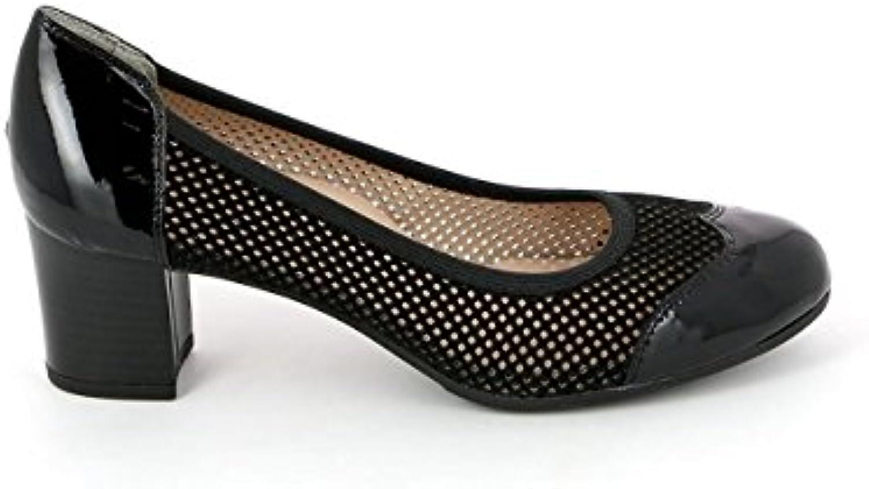 GRUNLAND Ciac (SC3224-81) - Decoltè Forato Tacco 55 | Consegna ragionevole e consegna puntuale  | Uomo/Donne Scarpa