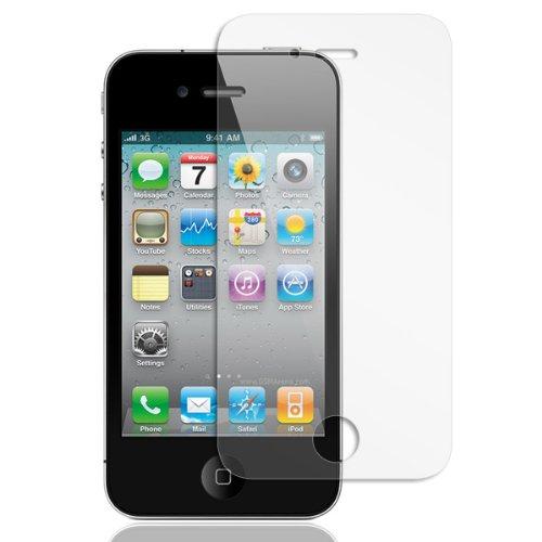 iPhone 4 4S Coque,COOLKE [Noir] Noir New Coque en PU Portefeuille Housse de Protection ?tui ¨¤ rabat Case de stand pour Apple iPhone 4 4G 4S Pourpre