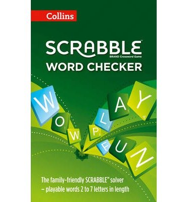 [(Collins Scrabble Word Checker)] [ By (author) Collins Dictionaries ] [October, 2013]