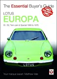 Lotus Europa (Essential Buyer's Guide)