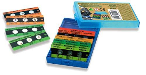 Imagen principal de Miniland - Preparaciones microscópicas en caja de plástico (99007)