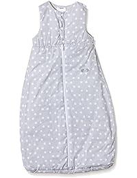 Twins Unisex Baby Schlafsack ärmellos mit Sterne Print