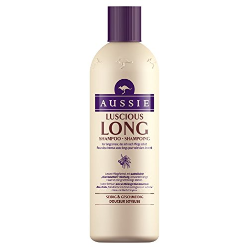 Aussie Luscious Long Shampoing pour Cheveux Longs 300 ml