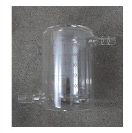 Preisvergleich Produktbild Gowe 1000ml doppelstöckige Becherglas