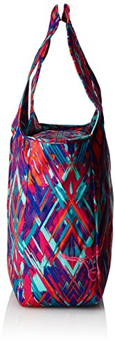 Chiemsee Borsa a mano Beachbag, colore ethno splash, taglia 45 x 15 x 35 cm, 24 Liter Ethno Splash
