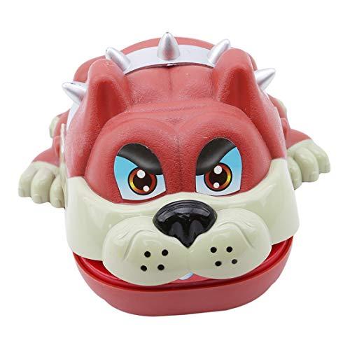 elzeug Spiel Erwachsene Heikles Spielzeug Cartoon Hund Beißen Hand Spielzeug für Eltern-Kind-Party ()