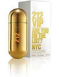 Carolina Herrera 212 VIP Eau de Parfum spray 80 ml