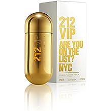 CAROLINA HERRERA 212 VIP agua de perfume vaporizador 80 ml