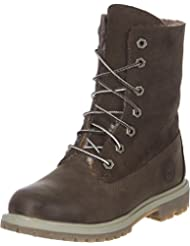Femmes Timberland Authentic Fold Down Earthkeeper Neige Bottes