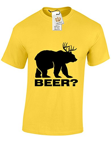 beer-funny-cool-gift-for-men-teenagers-t-shirts-tops-yellow-small