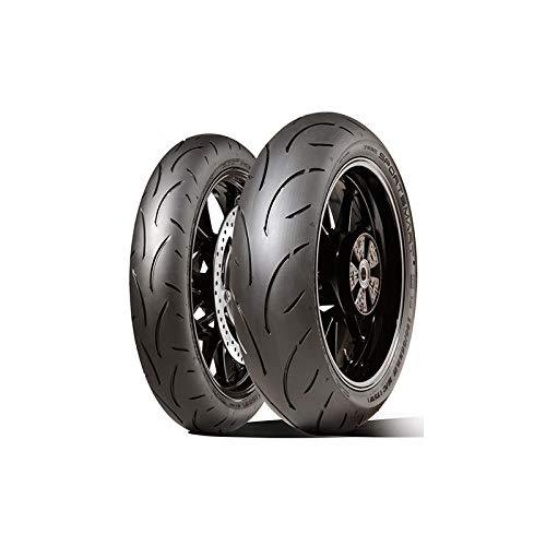 DUNLOP 160/60 ZR17 69W SPORTSMART 2 MAX TL -60/60/R17 69W - A/A/70dB - Moto Pneu