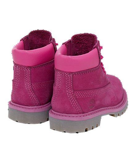 Timberland Unisex-Erwachsene 6 in Premium WP Boot A1ode Klassische Stiefel Rose