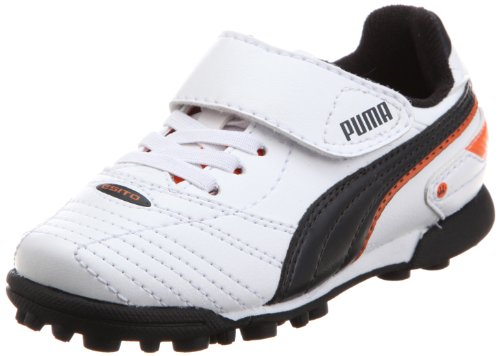 Puma Esito Finale TT V baskets garçons Football / Bottes white