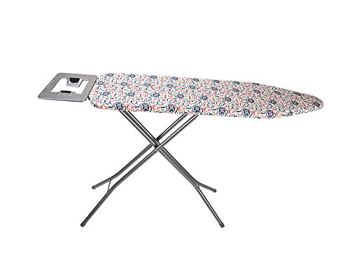 PAffy Ironing Board/Table (Folding) with Iron Holder