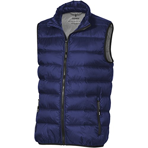 Elevate Herren Mercer Stepp Bodywarmer (M) (Marineblau) (Oxford Mercer)