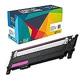 Do it Wiser ® Kompatibel XL Toner als Ersatz für Samsung CLT-M404S Xpress SL-C430W SL-C480FW SL-C480W SL-C480FN SL-C430 SL-C480 (Magenta)