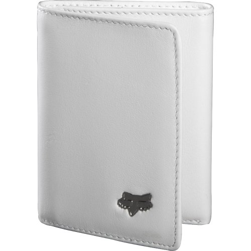 Fox - Leather Trifold Wallet Hommes -