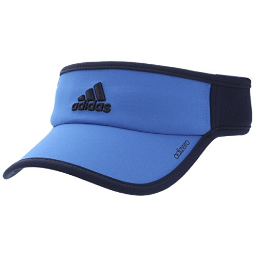 Adidas pour homme Adizero Visière Shock Blue/Collegiate Navy