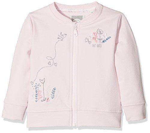 Sanetta Baby-Mädchen 114277 Sweatshirt, Rosa (Shadow Rose 37052), 86 -