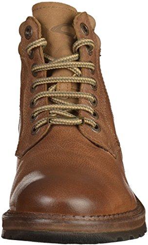 camel active  470.12.12 Craft Gtx, Chaussures bateau pour homme Brandy