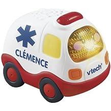 VTech 202415 - Véhicule Miniature - Tut Tut Bolides - Clémence Sos Ambulance