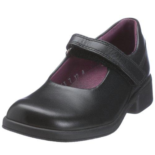 Start-rite , Chaussures d'école fille Noir - Cuir noir