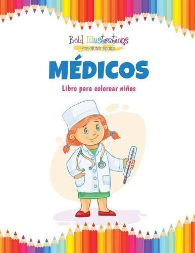Descargar Médicos: Libro para colorear niños por Bold Illustrations ...