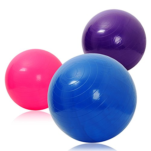 Kabalo Purple 65cm – Exercise Balls & Accessories