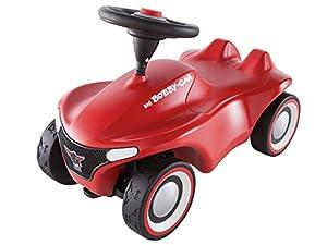 BIG- Vehículo correpasillos, Color Rojo (800056240)