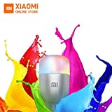 YEELIGHT Smart LED Bulb, Xiaomi Intelligenti Lampadine,Colorata Smart Light Bulb lampada, E27 220V, Wi-Fi, Dimmerabile, with APP Con Telecomando