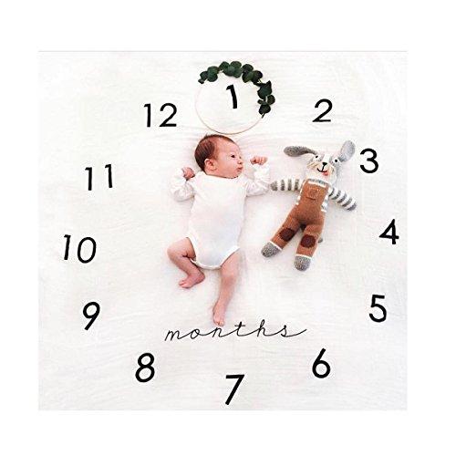 byhood Foto Fotografische Fotografie Decke für 0-6 Monate Baby (B) ()