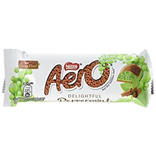 Aero Peppermint Chocolate, 36g (Pack of 24)