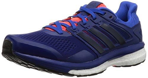 adidas Supernova Glide 8, Zapatillas de Running para Hombre, Multicolor (Tinuni / Negbas / Azul), 43 1/3 EU